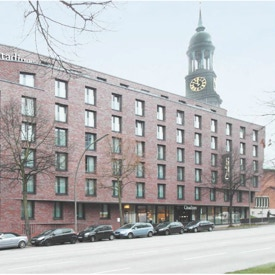 NEUBAU HOTEL AM MICHEL, HAMBURG
