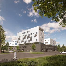 Lincoln-Siedlung Baufeld B3.3