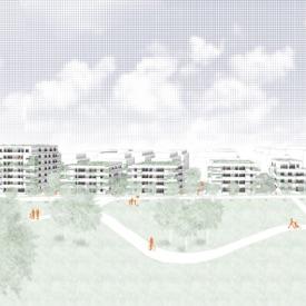 Ludwigshöhviertel Darmstadt – Cluster 3